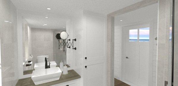 badrum i Attefallshus