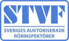 STVF - Sveriges auktoriserade rörinspektörer