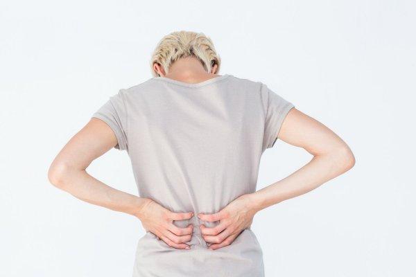 Inte kul att ha ont i ryggen