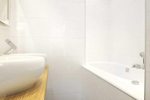 stilren badrumsrenovering