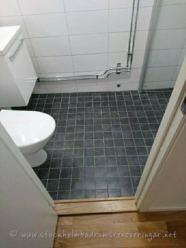 Toalett i Stockholm
