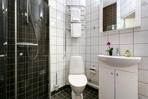modern toalett