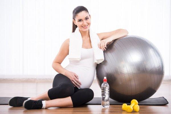 hålla vikten gravid