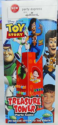 Senaste nytt Toy Story godistorn