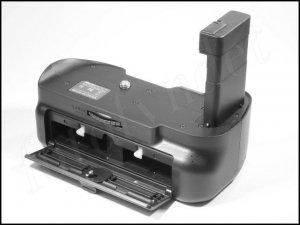 Batterigrepp för Nikon D5100
