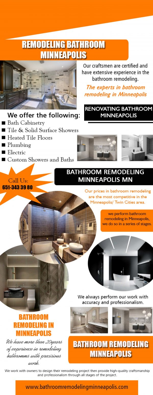 Bathroom Remodel Contractors Near Me
