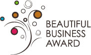 Logotyp Beautiful Business Award