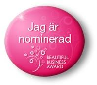 Jag är nominerad
