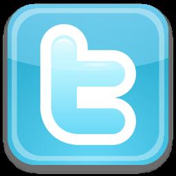 Följ oss på twitter