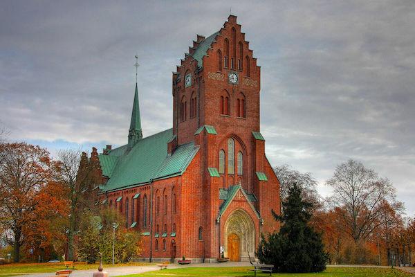 Hässleholms kyrka