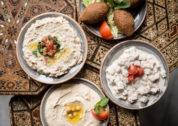 libanesisk catering
