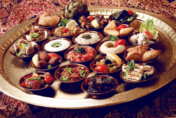 libanesisk matlagning