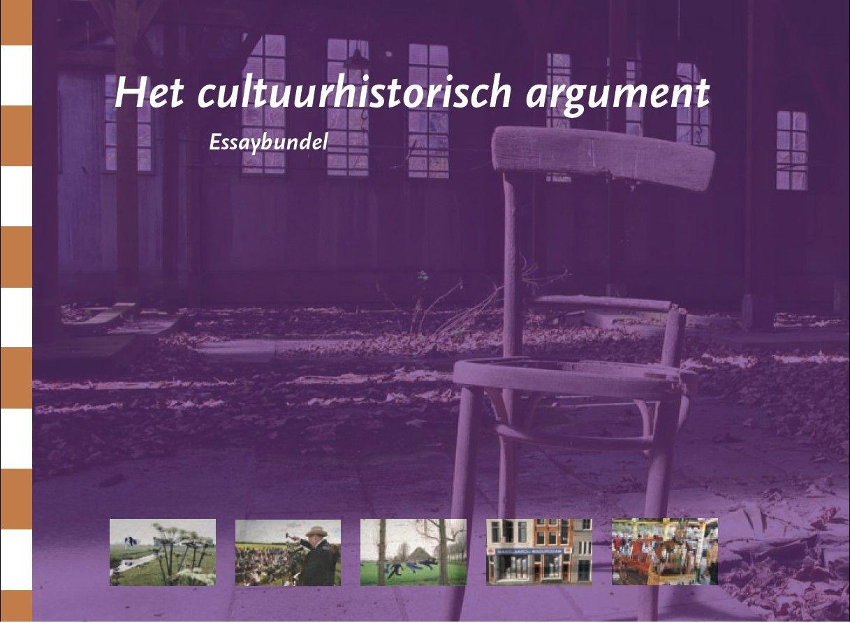 Het cultuurhistorisch argument
