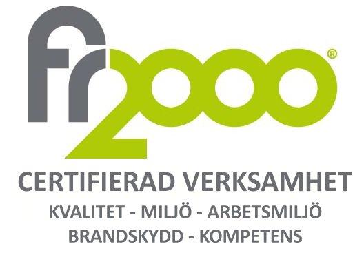 Certifikat för besiktningsman i Göteborg.