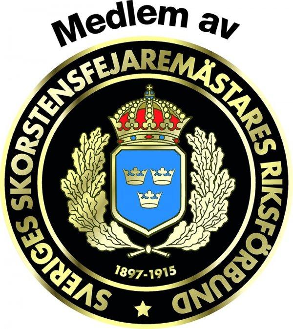 Sveriges Skorstensmästarfejares riksförbund besiktningsman Göteborg.