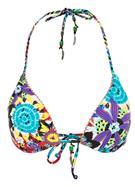 Beachlife IVY bikini top poppy delight