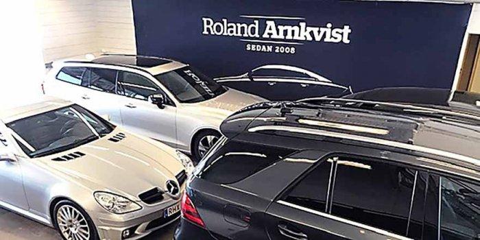 Bilhandlare i Umeå.