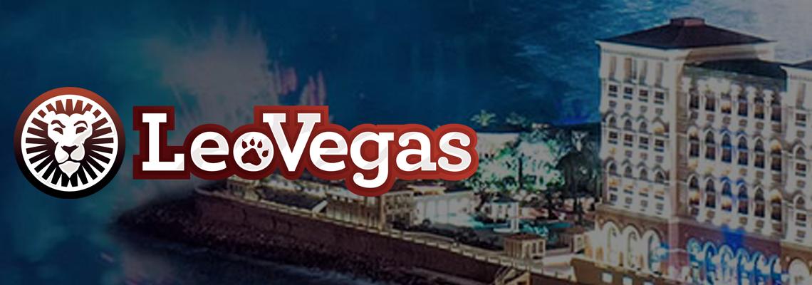 LeoVegas casino er nyt online casino i Danmark
