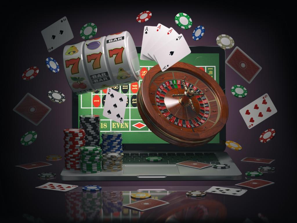 Online casino lader dig komme på eventyr om den store jackpot