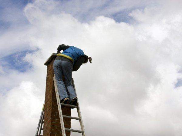 arbete på hög höjd