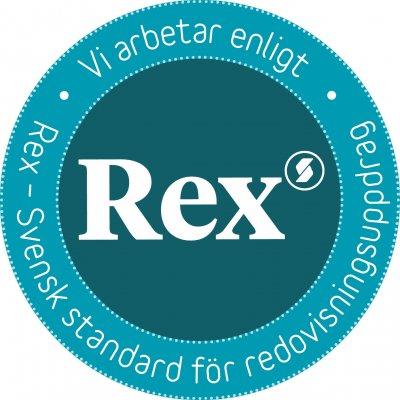Rex branschstandard