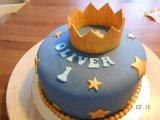 pince birthday cake