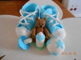 caketopper christening cake
