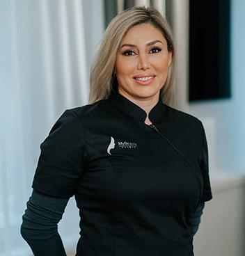 Camilla Kapieva Sjuksköterska / Injektionsbehandlare i Stockholm