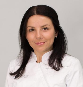 Egzona Cejku Specialistsjuksköterska / Injektionsbehandlare i Göteborg