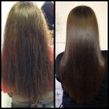 brasiliansk keratin behandling
