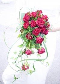 brudbukett till bröllopet