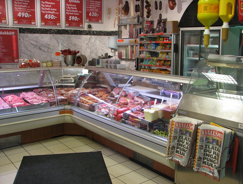 Köttbutik Malmö