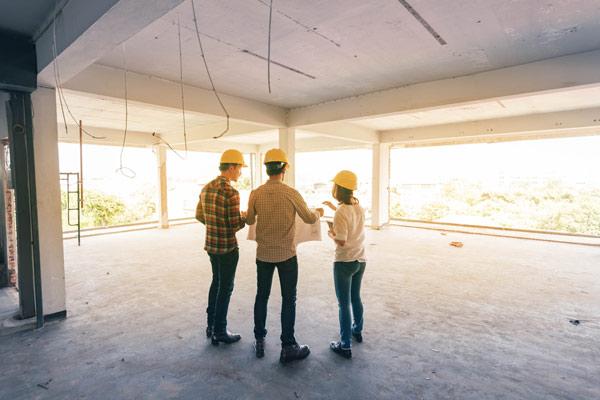 hyresgästanpassning byggföretag