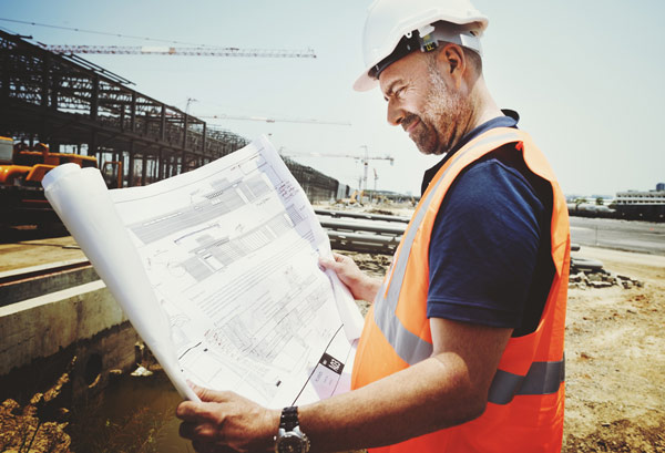 byggledare vid generalentreprenad