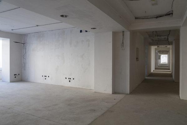 ombyggnad av kontor