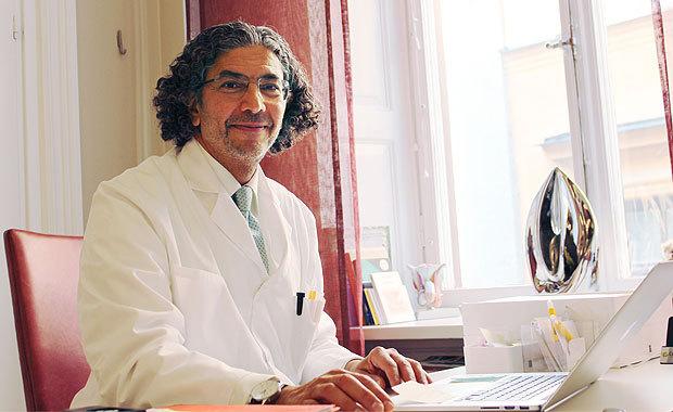 Prostatacancerpatienter kan stötvågsbehandla tillbaka erektionen