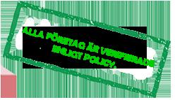 Policy-verifierade företag