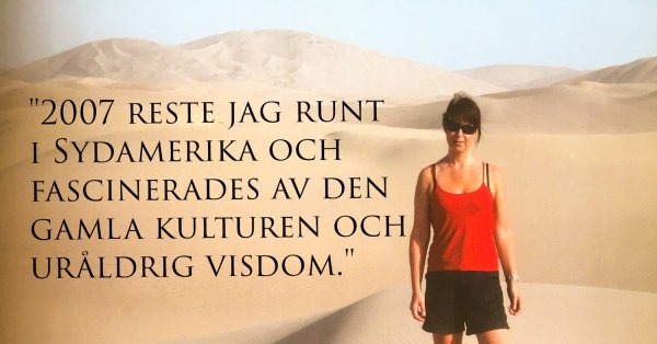 Uråldrig visdom.