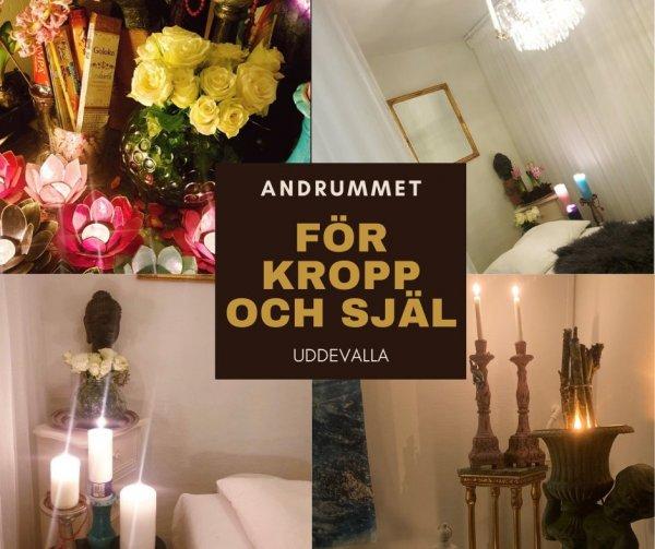 Andrummet Uddevalla - En plats för kropp, själ och andlig utveckling.