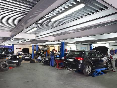 talleres mecánicos