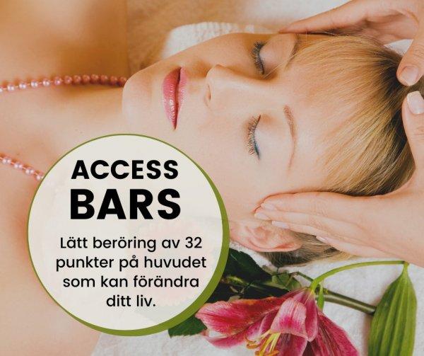 Effektfull behandling - Access Bars.