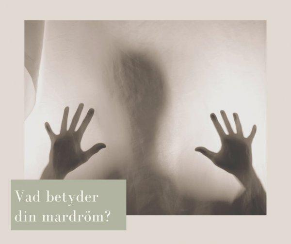 Vad betyder mardrömmen?