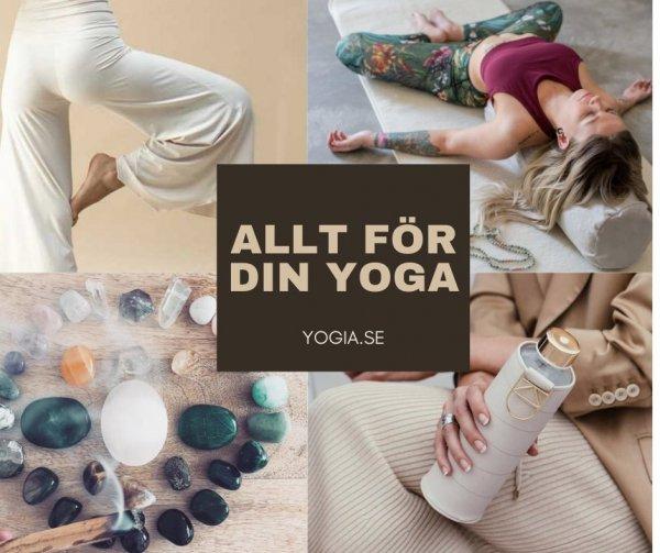 Allt för din yoga.
