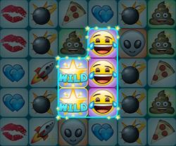 Wild bonus Emoji