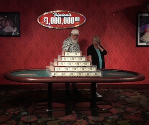 Spelutbud landbaserade casinon