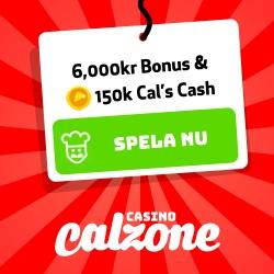 Casino Calzone bonuspaket