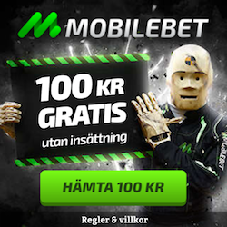 Mobilebet gratis casino bonus