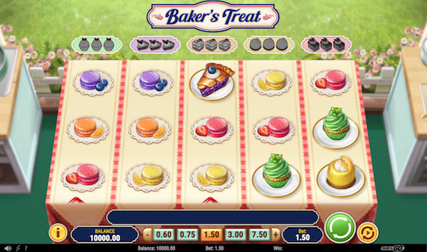 Bakers Treat Play n Go