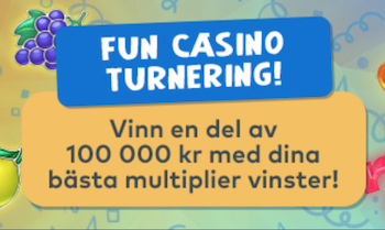 FunCasinos casinoturneringar