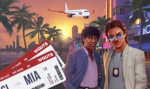 Guts Miami Hotline kampanj